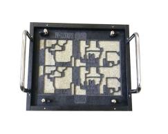 DIP插件过锡炉治具
